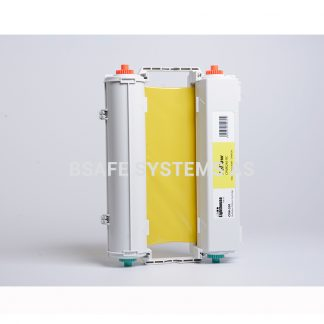 Fargebånd gul CPM-200 : Bsafe Systems AS