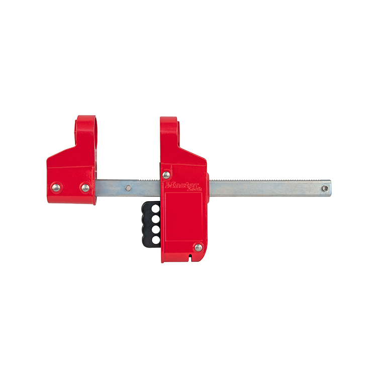 Flens lockout liten : Masterlock 10S3922 : Bsafe Systems AS