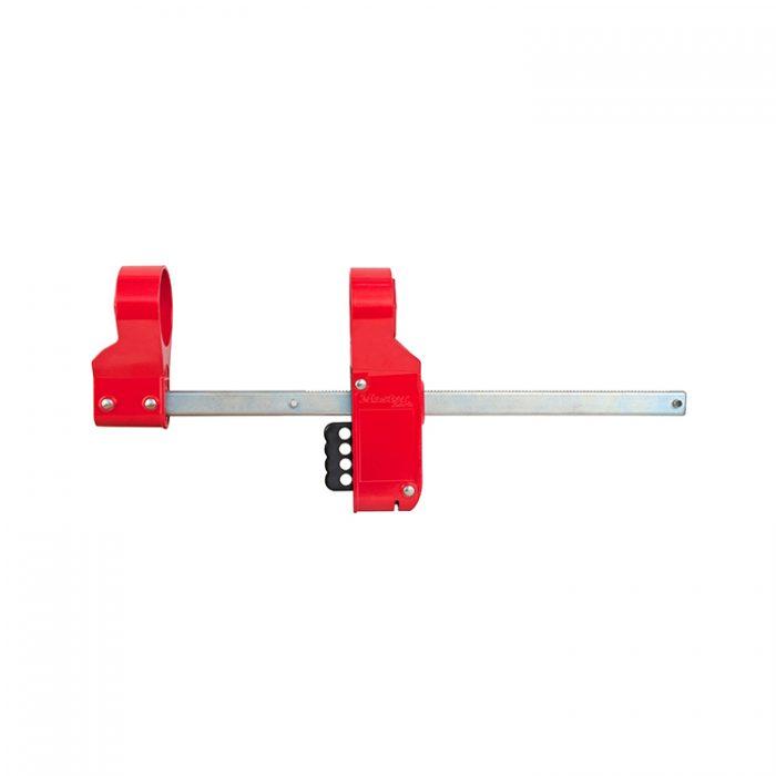 Flens lockout medium : Masterlock 10S3923 : Bsafe Systems AS