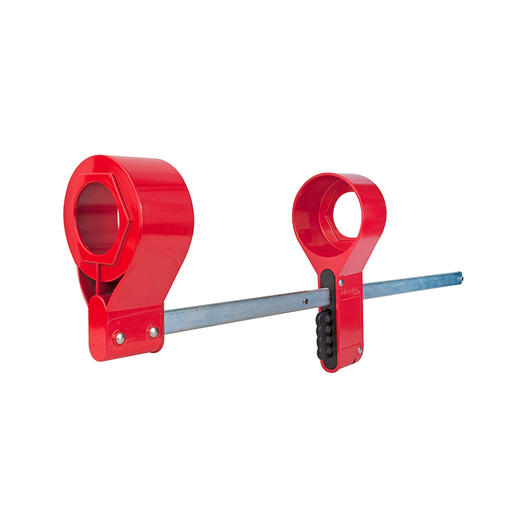 Lockout tagout flenser : 10S3924 side : Bsafe Systems AS