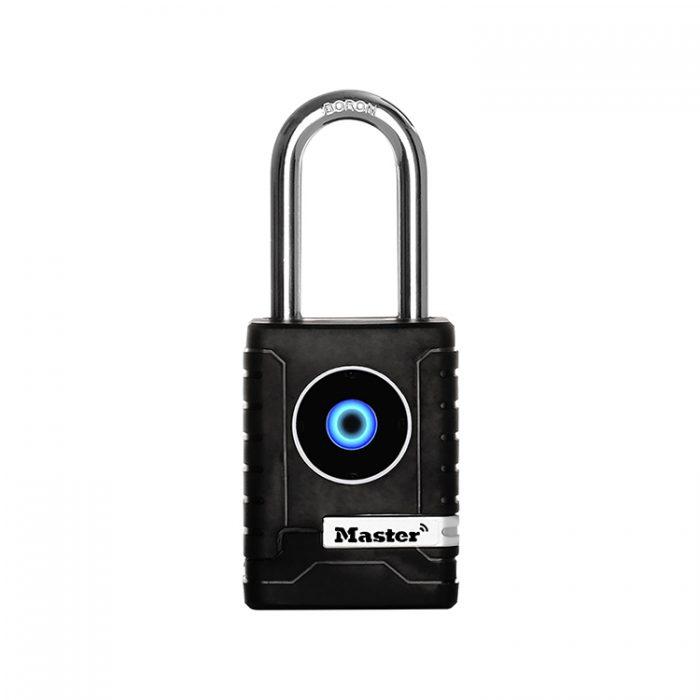 Bluetooth Smart Hengelås, utendørs, Masterlock 4401EURDLH : BSsafe Systems AS