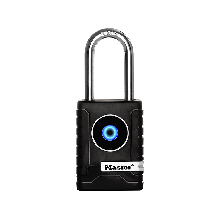 Bluetooth Smart Hengelås, utendørs, Masterlock 4401EURDLH : BSsafe Systems AS