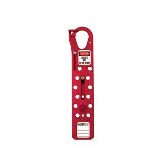 Multilåsbøyle for 12 låser : Masterlock 10S440 : Bsafe Systems AS