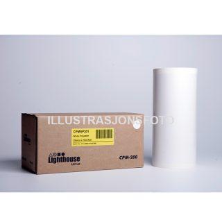 Polycarbon Laminat CPM-200 spesialfolie CPMS295 : CPMS295 : Bsafe Systems AS