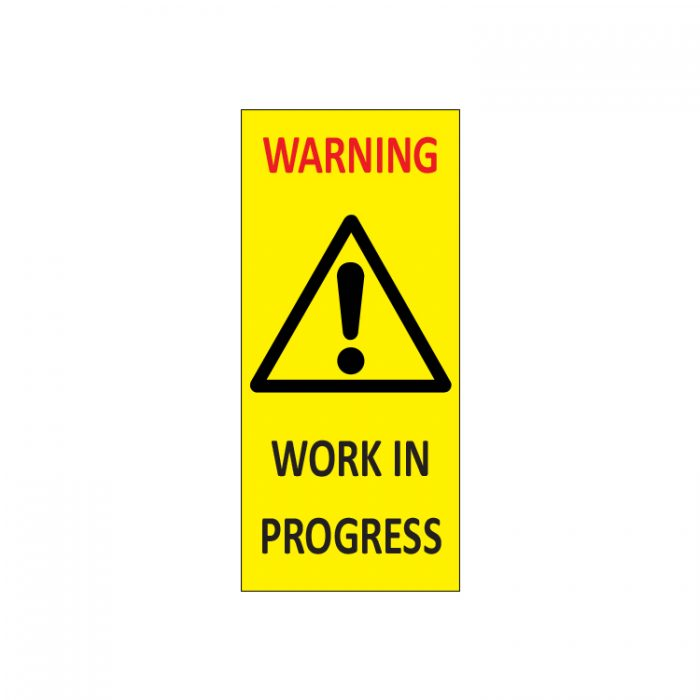 Varselpost Warning work in progress : Bsafe Systems AS