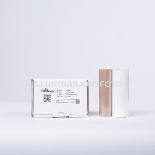 Fargebånd sølv metallic CPM-100 : CPMR51 : Bsafe Systems AS