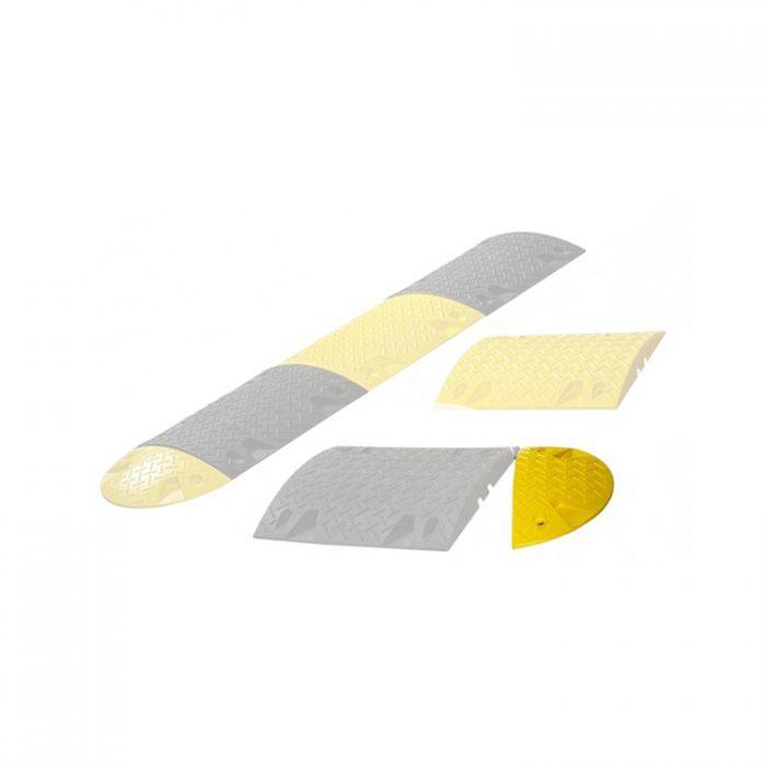 Fartsdemper endestykke gul : Bsafe Systems AS