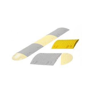 Fartsdemper midtstykke gul : Bsafe Systems AS
