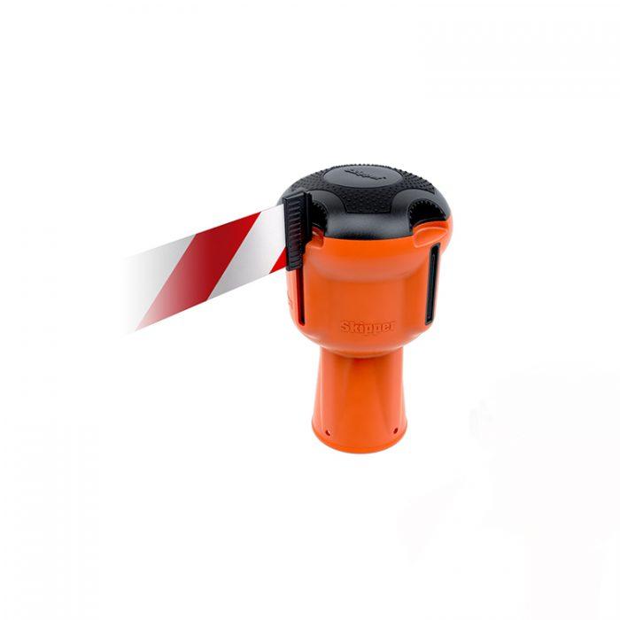 Skipper enhet uten rullebånd i bruk : Dummy01 : Bsafe Systems AS