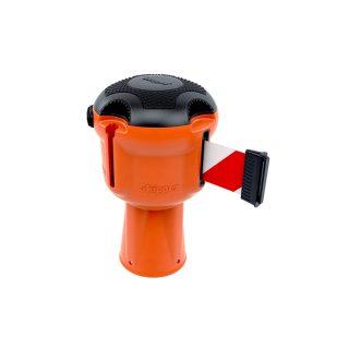 Skipper enhet orange rullebånd rød hvit : Skipper01-ORW : Bsafe Systems AS