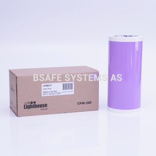 Vinylfolie CPM-200 violett : CPM217 : Bsafe Systems AS